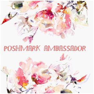 I am a Poshmark Ambassador!